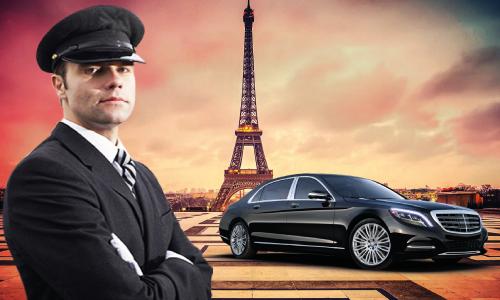 Location de limousine avec chauffeur à paris