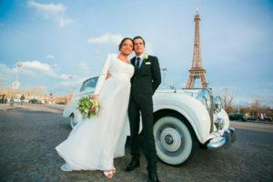 location limousine pour mariage paris