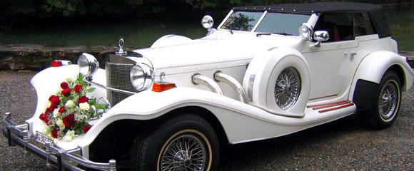 Location limousine pour pariage à Essonne